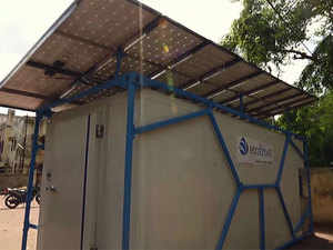 """""""Solar-powered cold storages are still at an experimental stage. We hope the subsidy will encourage their use,"""" said Tarun Kapoor, a joint secretary at the ministry."""