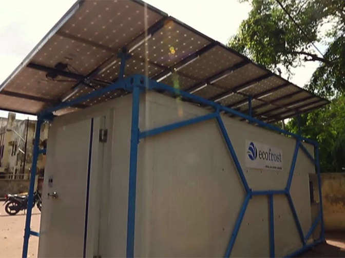 Government Extends Subsidy Scheme To Solar Ed Cold Storages The Economic Times