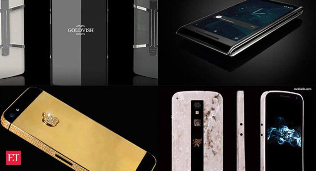 c217a142c Black Diamond iPhone, $15.3 million - World's 8 most expensive ...