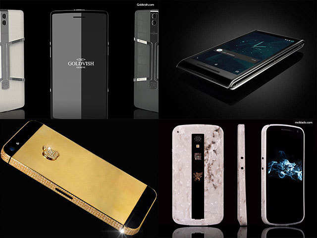 Black Diamond iPhone, $15 3 million - World's 8 most expensive