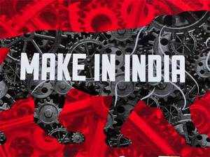 The govt is looking to promote local manufacturing across several sectors such as automobiles, auto parts, defence, leather, pharma and textiles through Make in India.