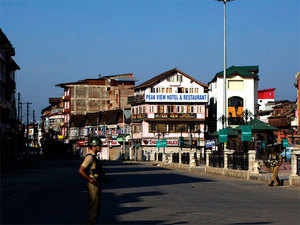 """Curfew has been extended to many towns including Aripathan and Magam areas in Budgam district to maintain law and order,"" a police official said."