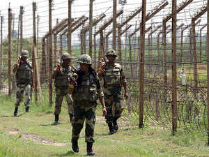 The BSF had handed over a detailed report of land plots needed in North 24 Parganas, Nadia and Murshidabad district to fence 81.7 km without delay.