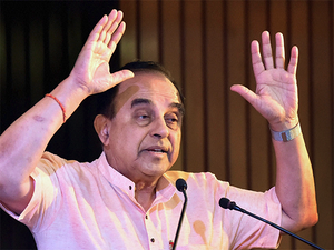 Subramanian Swamy had in late June trained his guns on Arvind Subramanian and demanded his sacking for allegedly taking anti-India stance when he was an IMF economist.