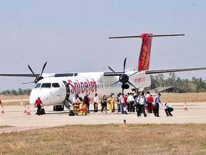 SpiceJet: SpiceJet to start flights to Silchar, Aizawl from