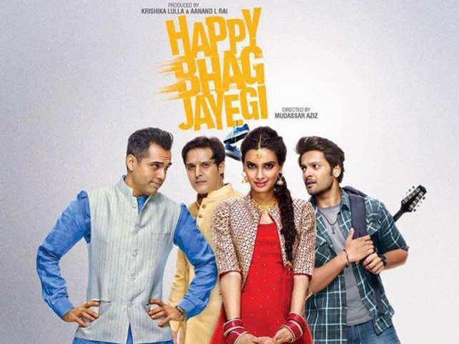 Happy Bhag Jayegi movie download in hindi
