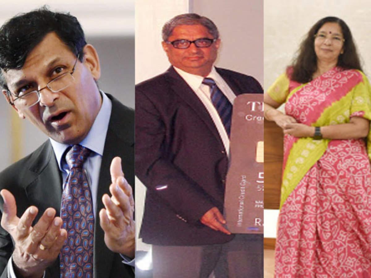 Raghuram Rajan, Aditya Puri, Shikha Sharma: Who earns what