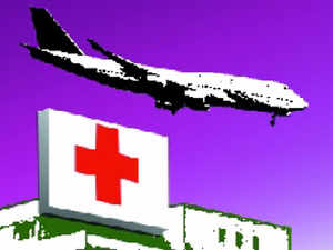 """""""The medical tourism industry has a huge potential of revenue generation in India, having a current estimated market size of $8 billion,"""" HN Garg, IIMTC Chairman said."""