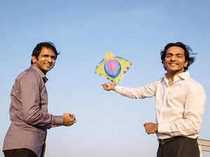 The two brothers complement each other — while Divyank handles operations of Media. net, it was Bhavin who negotiated hard with the Chinese in the final week. In pic: Bhavin Turakhia and brother Divyank