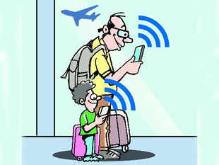 Aviation secretary R N Choubey  added that there was a security issue and the ministries of home, telecommunications and aviation ministries have almost achieved consensus on the issue.