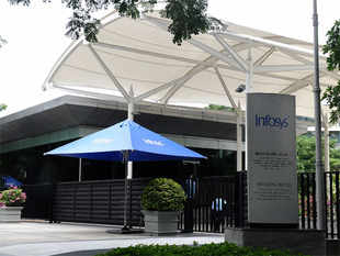 Infosys accurately keeps a tab on the amount of food wasted every day and has a biogas plant and a composter capable of dealing with 90% of its total organic waste.