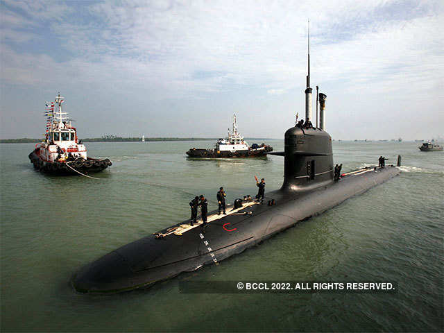 Cavitation Data - Scorpene row: What all information has been leaked