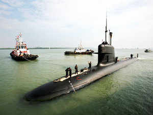 The Scorpene class submarine.   Australian newspaper has come up with more leaks on its website.