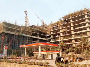 Home buyers in Mumbai can now expect delivery of their homes faster owing to a recent government directive that has allowed construction work on building projects between 6 am and 10 pm.  Representative Image