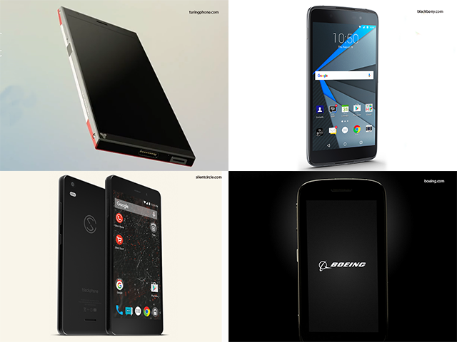 in: 5 most-secure smartphones in the world - 5 most-secure