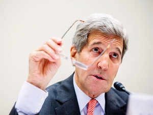 US Secretary of State John Kerry and Commerce Secretary Penny Pritzker will be in New Delhi for the dialogue.