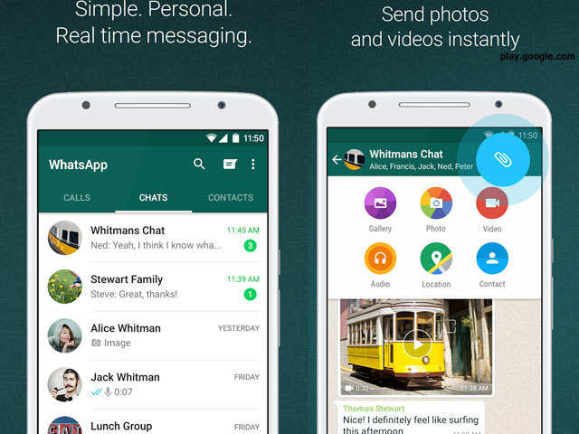 Telegram - 6 WhatsApp alternatives for your smartphone | The