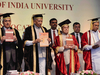 Convocation of National Law School of India University