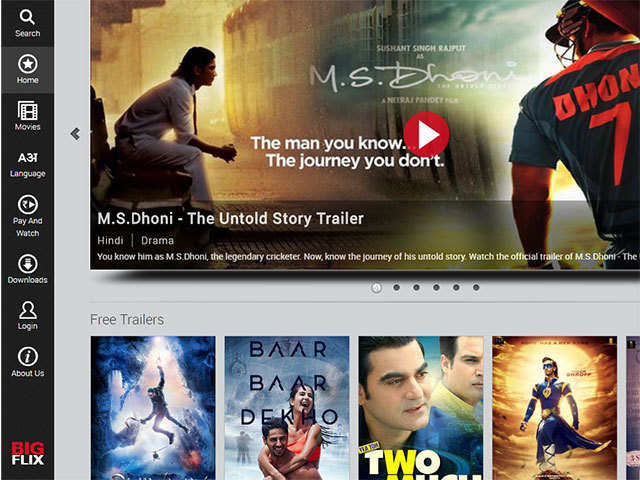 YuppTV - 7 hottest rivals of Netflix in India | The Economic