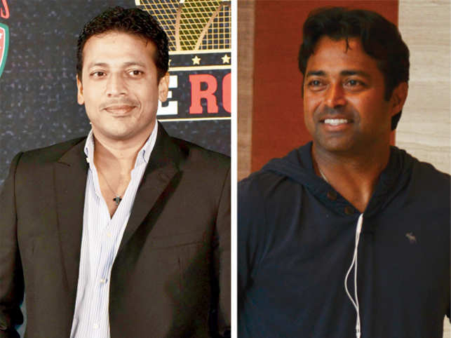 Bhupathi, however, agreed with the selectors' decision of appointing Paes as Bopanna's partner.
