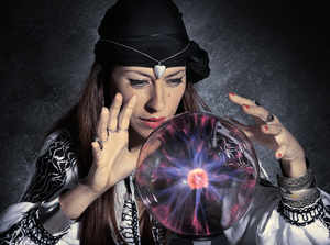 Experts say the demand for astrology and palmistry services via apps hints that the youth have not completely dismissed the 'conventional wisdom' of the country. (Image source:  serpeblu)