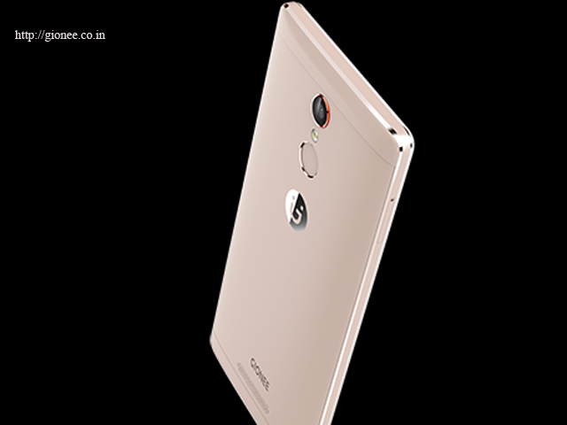 Gionee S6s review: Light up that selfie - 8MP front camera