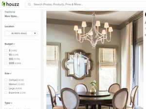 Houzz Functions Like An Online Scrapbook For Interior Designers And  Architects, Where They Can Showcase