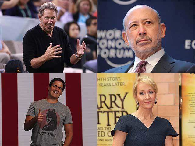 5 inspiring rags to riches stories of entrepreneurs - 5 rags
