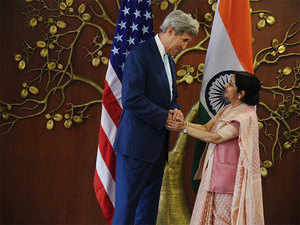 The US also re-affirmed its support for India's early membership of the other export control regimes -- Australia Group and the Wassenaar Arrangement.