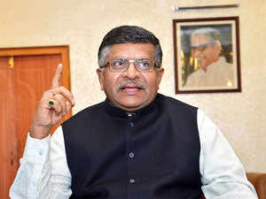 Prasad told Aftab that Prime Minister Narendra Modi and his government have been calibrating its cyber-security and safety policies very carefully.