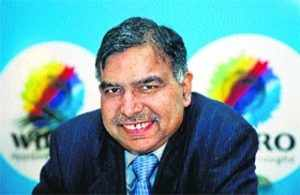 Girish S Paranjpe, Joint CEO, Wipro