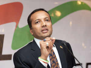 In May, Naveen Jindal's (in pciture) brother Sajjan agreed to bail him out, by buying a 1000 MW power plant in Chattisgarh at an enterprise valuation of Rs 6,500 crore.