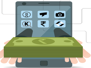 There are a few apps that actually help you make money. ET gives you a quick rundown on those that work.