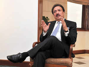 "Rehman said the role of India in the unrest in Balochistan ""is not a hidden story,"" and the previous PPP government had taken up the issue of Balochistan with India."