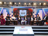 Panel discussion at ET Startup Awards