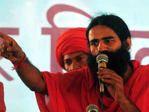 """Swadeshi ka vaapsi hogi nahin, ho chuki hai(Swadeshi has already staged a comeback),"" said Baba Ramdev."