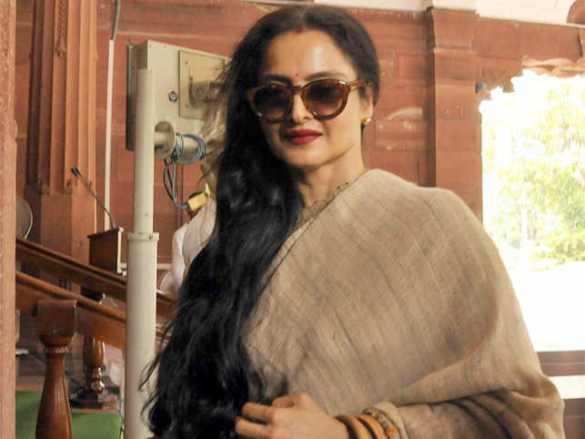 In a new book about the actress, author Yasser Usman shows a new side of the evergreen Bollywood diva.