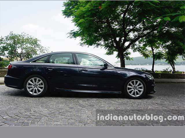 in Audi A6 Matrix 35 launched at Rs 5275 lakh in India  Audi A6