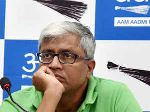 """Ashutosh claimed great leaders like Gandhi and Pandit Nehru had """"lived with their desires beyond social boundaries,"""" while seeking to defend Kumar over the alleged CD scandal."""