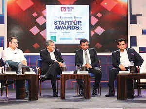 The brightest stars of the startup firmament, government leaders, investors and senior business executives came together in India's tech capital Bengaluru to pay tribute to the winners of The Economic Times Startup Awards