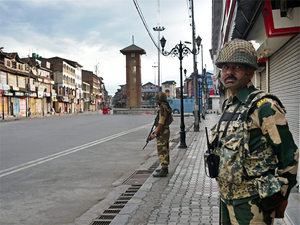 A police official said while the curfew continued in five police station areas in downtown locality of the city, the curbs were imposed in Batamaloo and Maisuma areas in uptown city.