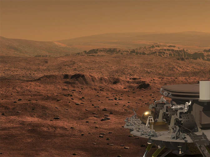 nasa mars landing article - photo #11