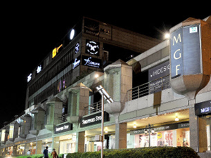 (Representative image) While CyberHub, located 10 km away in Gurgaon, has a much bigger F&B zone, retail experts feel its location would work in Worldmark's advantage being close to Gurgaon and South Delhi.