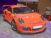 8. Porsche 911 GT3 RS