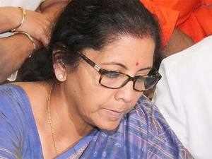 Nirmala Sitharaman also said that the government is taking steps to improve ease of doing business in the country.