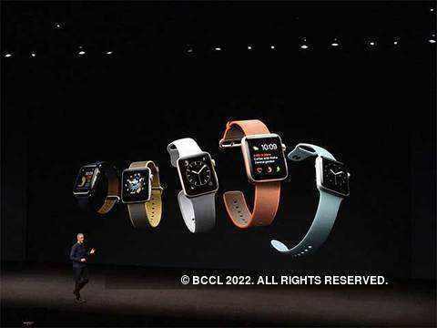 Apple watch series 2: First look
