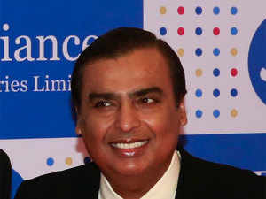 Mukesh Ambani criticised the functioning of the Cellular Operators Association of India.