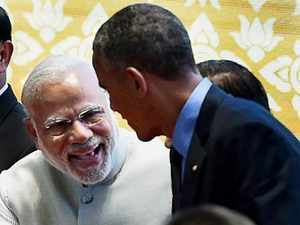 This could be the last meeting between Narendra Modi and Barack Obama as leaders of the two countries with Obama's second term as US President coming to an end in January next year.