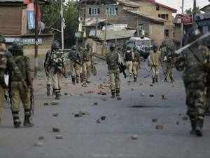 Security forces have been directed to identify and target the ringleaders behind the violent protests and stone-pelting, said a source.