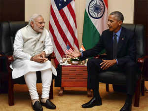 Obama praised Modi's initiatives to reform the Indian economy.